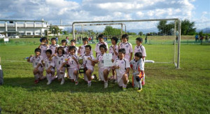 JY 2010FCT・JA共済杯 会津地区予選優勝